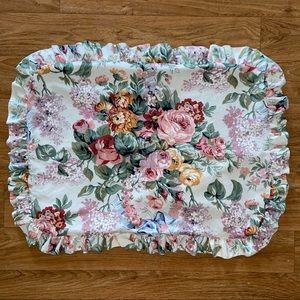 Ralph Lauren Allison Floral Cottage Pillow Sham